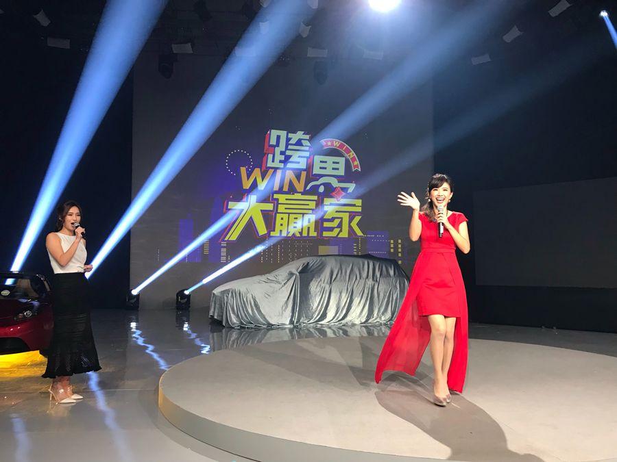 知名車界女主播廖盈婷將重返螢光幕主持「WIN WIN跨界大贏家」汽車節目