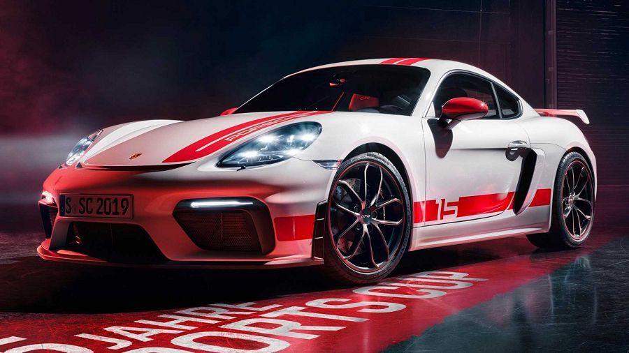 外觀更嗆辣!Porsche推出718 Cayman GT4 Sports Cup Edition
