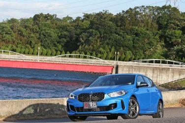 戰鬥鋼砲新解  BMW M 135i xDrive(上) !