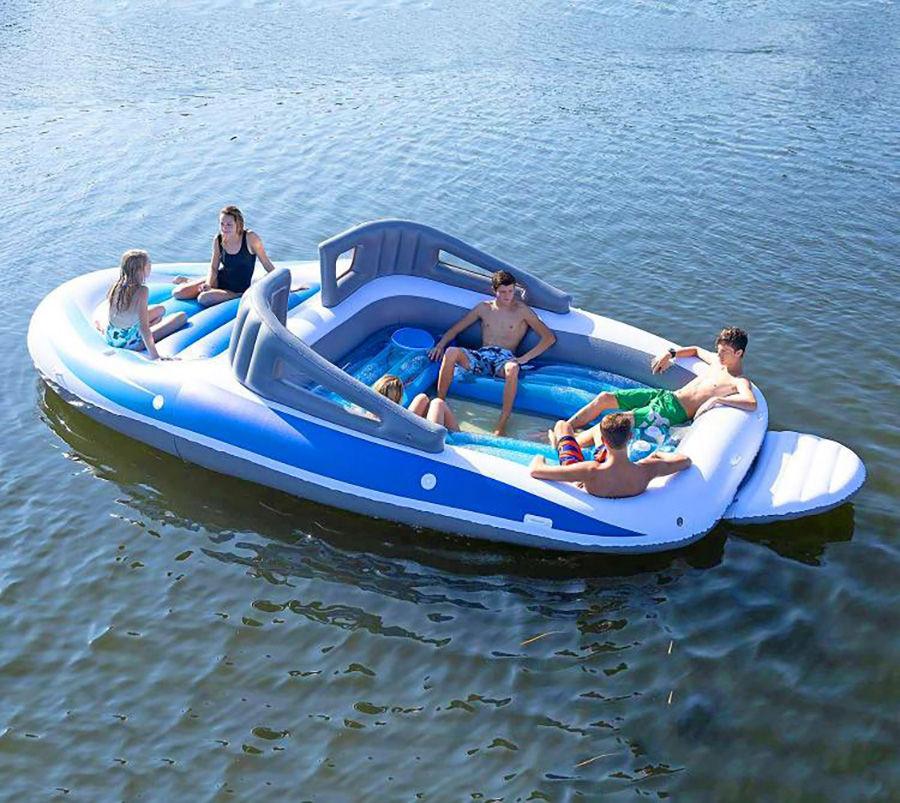 現實搖醒了你的遊艇夢?這艘2萬有找!