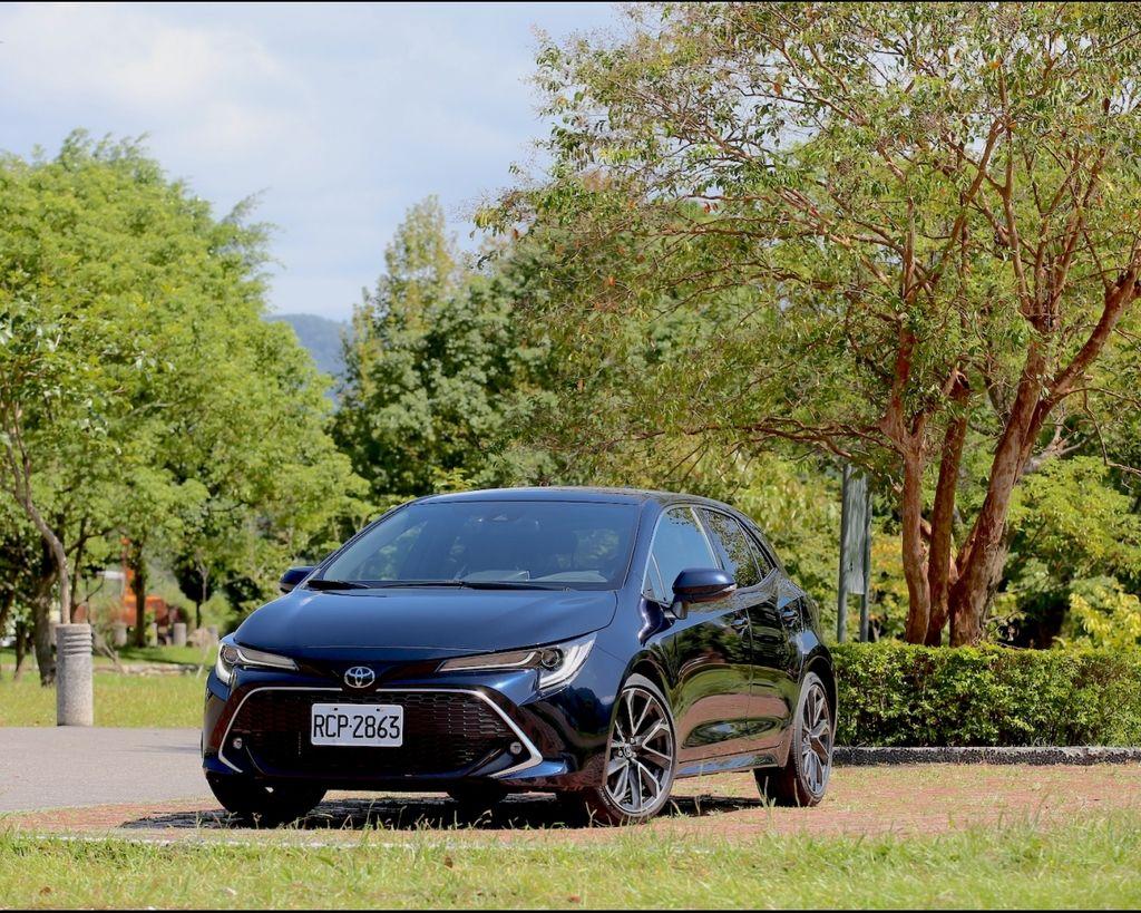 TSS 2.0直上 2020 Toyota Auris