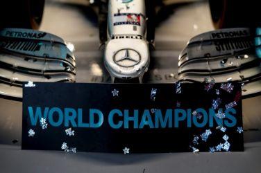 [F1專題] 提前四站六連霸  Mercedes追平Ferrari歷史紀錄 !