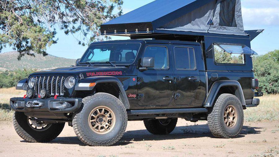 Summit Habitat套件使Jeep Gladiator更加適合戶外探險活動