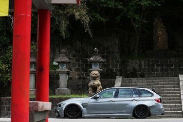 強烈的視覺印象派  BMW 328I F31歐系旅行車 !!