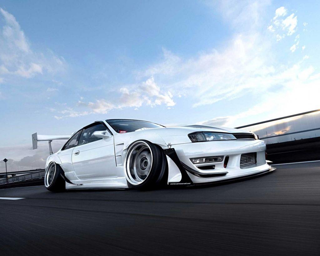 1996 Nissan Silvia K's (S14) 日本頭號oni-cam式樣 !