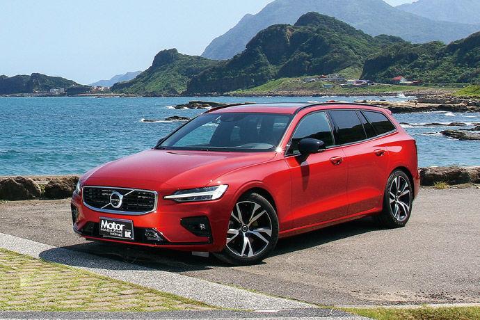 令人心跳加速的旅行    Volvo V60 T5 R-Design