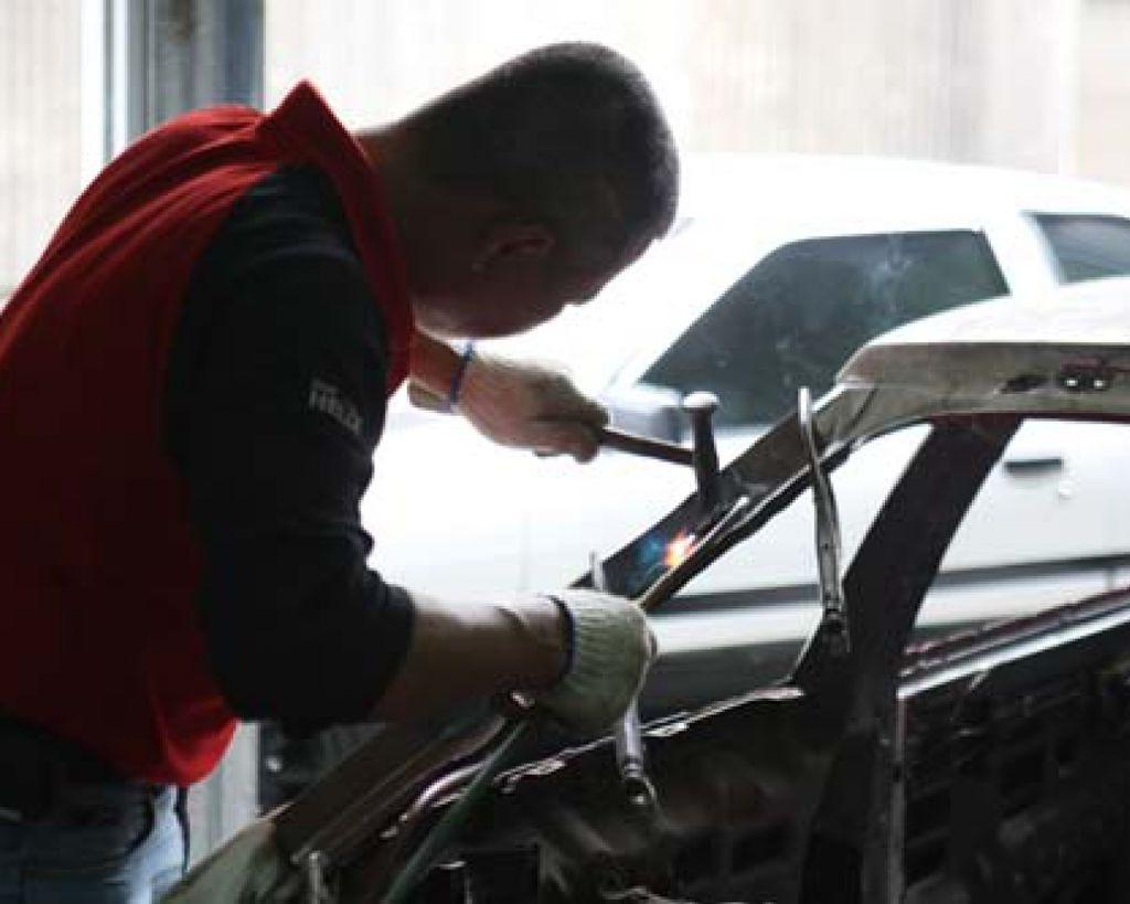 愛車Q&A:購入一台中古車,大致上車況算不錯,但鈑金鏽蝕還滿嚴重的?