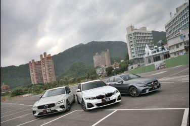 中型主管用車購買指南  最新Volvo S60、最強BMW 3 Series、最夯Mercedes-Benz C-Class (Mercedes-Benz C-Class篇) !