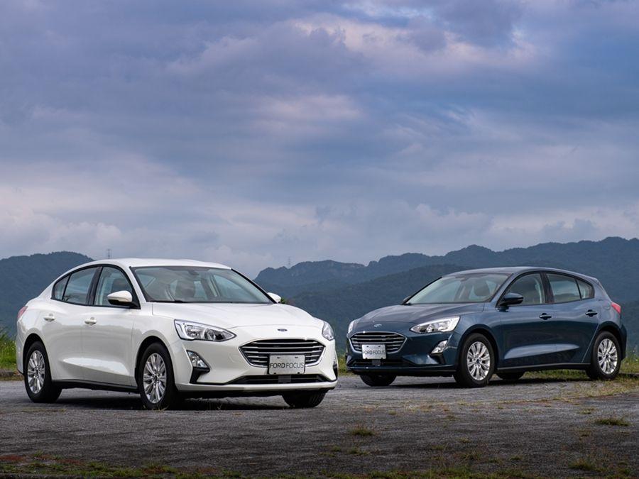 舊換新65萬元有找!Ford Focus全新推出四門美夢型及五門成真型
