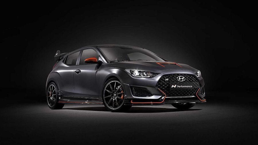 Hyundai在SEMA展出了改裝概念車「Veloster N Performance Concept」