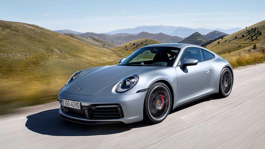Porsche 911 Carrera S和Carrera 4S確定回歸手排版本