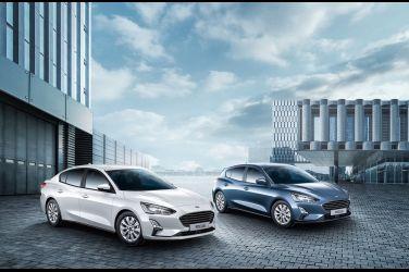 空間、原廠配備、安全一步到位!2020年式Ford Focus四門美夢型/五門成真型