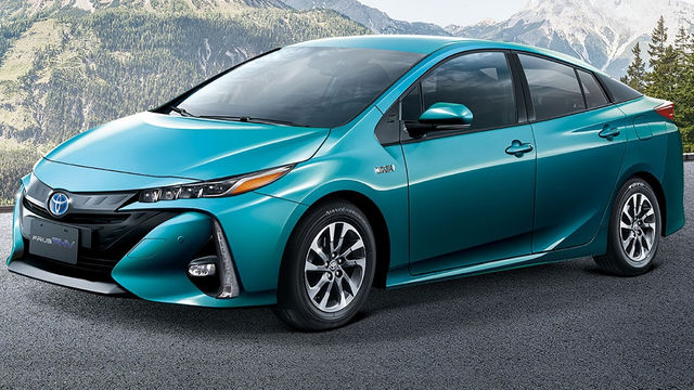 2019年11月 Toyota 豐田全車系中古車行情表