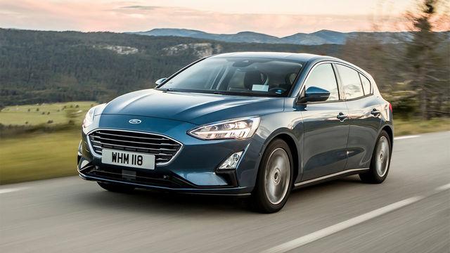 2019年11月 Ford 福特全車系中古車行情表