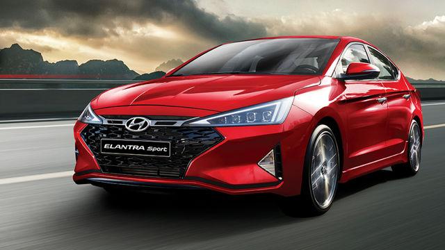 2019年11月 Hyundai 現代全車系中古車行情表