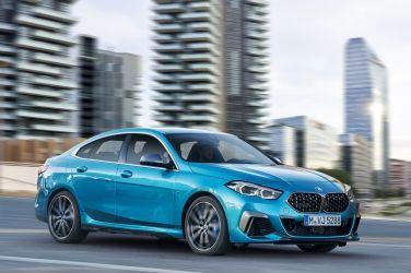 戰火蔓延  BMW 2 Series Gran Coupe !