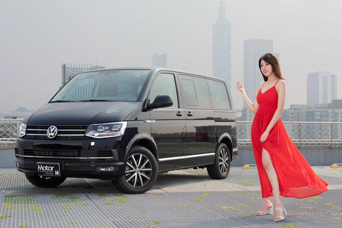 Motor Babe - Volkswagen Multivan Comfortline    層峰商旅