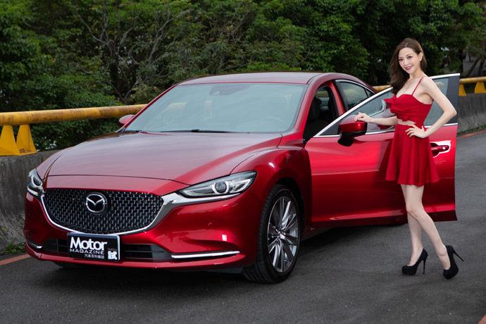 Date With LUCY - Mazda 6 旗艦進化型    一生懸命的職人精神