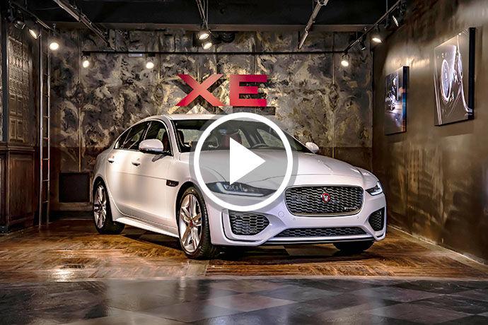 承襲賽道基因的四門轎跑 Jaguar XE進化登場 2020台北車展見!