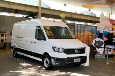 德系大發財  VW Crafter Van預售開跑