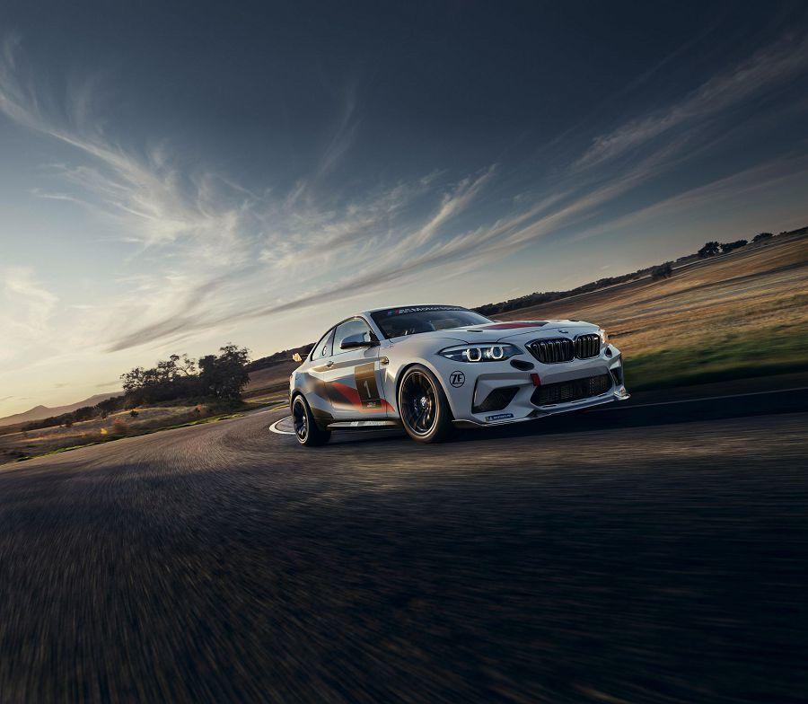 BMW推出價格合理的M2 CS Racing工廠賽車