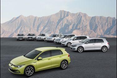 [8代Golf專題] Part 2-- VW Golf MK8 車系產品編成預覽!