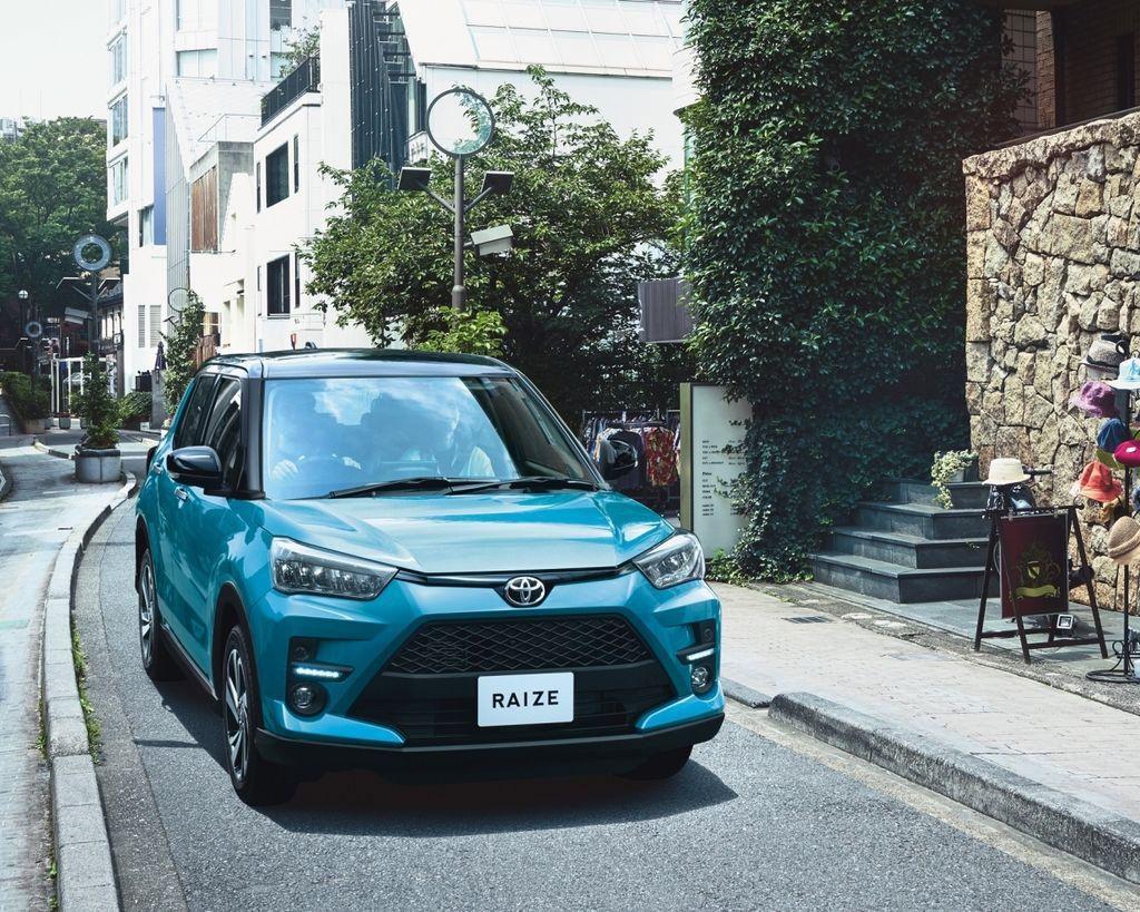 確定不是Toyota Raize ! 和泰國產小休旅另有其人 !!