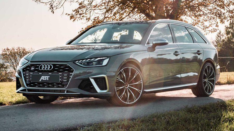 低調改的典範,ABT推出2020 Audi S4升級改裝品