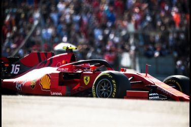 [F1專題] Ferrari的作弊疑雲 ?