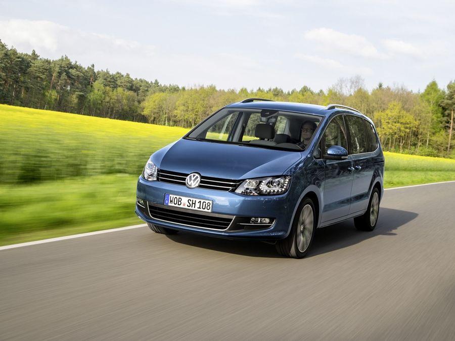 2020年式VW Sharan抵台 標配9具SRS輔助氣囊與IQ.DRIVE