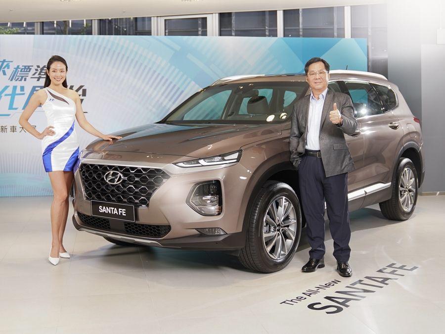 捨國產改進口 全新Hyundai Santa Fe預售接單起跑!