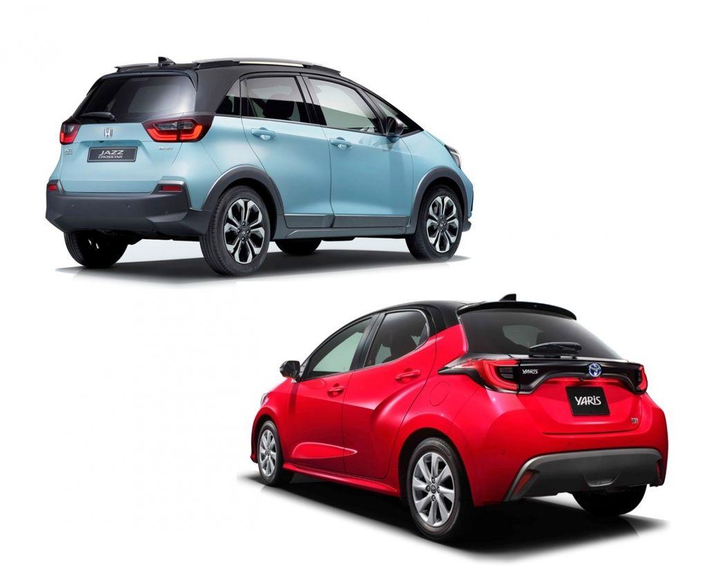 下一代國產車型長這樣? 全新Honda Fit & Toyota Yaris正式亮相(下)--Toyota Yaris篇