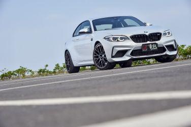 最後神物  BMW M2 Competition