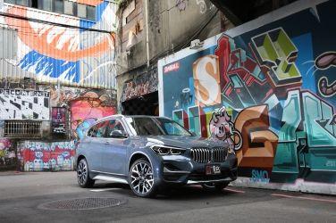 精緻實用派  BMW X1 sDrive20i