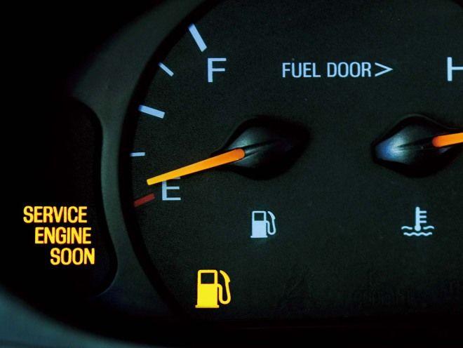 愛車Q&A:要等到油燈亮才去加油嗎?