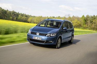 2020年式Volkswagen The Sharan正式抵台  標配IQ.DRIVE及9具安全輔助氣囊的德制正七人座MPV !