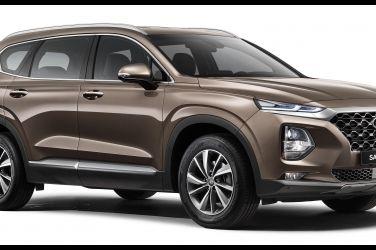 安全、質感大躍進  HYUNDAI全新進口The All-New SANTA FE展開預售