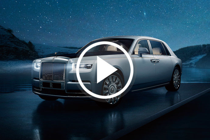 Rolls-Royce Phantom Tranquillity    極盡奢華之事