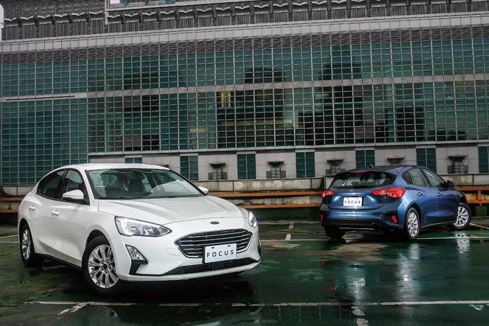 實踐夢想 由它開始    Ford Focus 4D 1.5L Ti-VCT美夢型 / 5D 1.5L Ti-VCT成真型