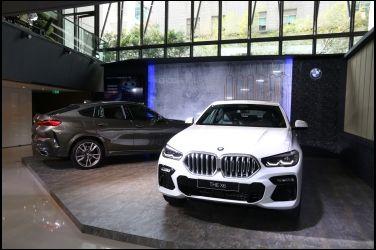 野獸派豪華跑旅 BMW X6