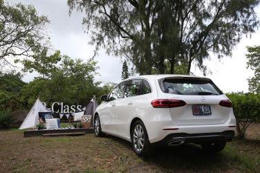 [影音] 務實媽媽號  Mercedes-Benz B 200 !!