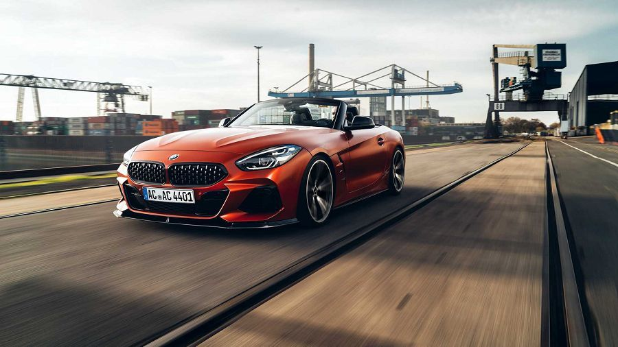 AC Schnitzer賦予BMW Z4更多的動力與更具跑格的外貌