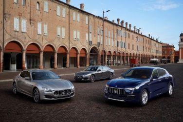 精淬百年工藝 領略嶄新格局 新年式Maserati  全面升級ADAS先進駕駛輔助系統 !!