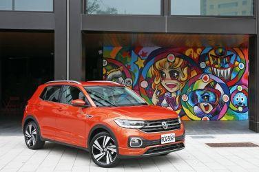 小的有理  VW T-Cross Style R-Line(上)