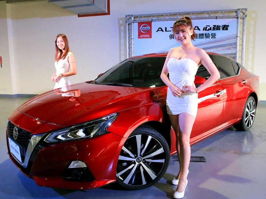 「NissanAltima心強者俱樂部賽道體驗營」圓滿舉行