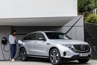 [2020台北車展十大必看] 有EQ無懦夫  Mercedes-Benz EQC (同場加胦GLB) !!