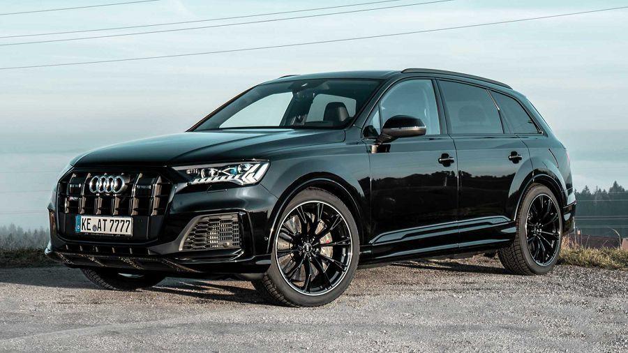德系精緻改,ABT替Audi SQ7增加更多的動力與新輪圈