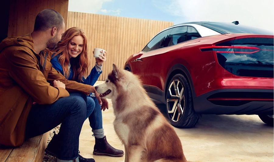 台灣福斯汽車為亞洲地區搶先推出New VW「以人為本」的品牌精神