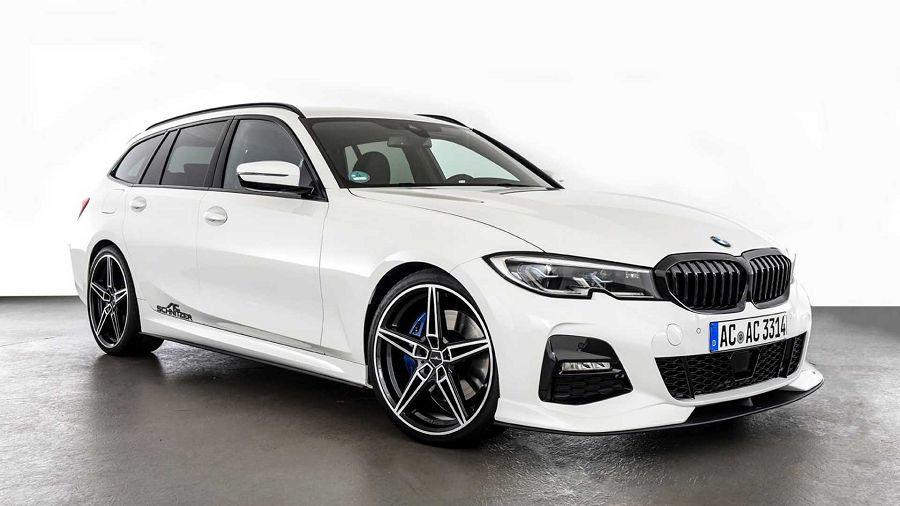 AC Schnitzer針對2020 BMW 3-Series Touring推出精緻改裝套組