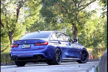 BMW G20 330i二階改(下)  100-200km/h:12秒達成 !